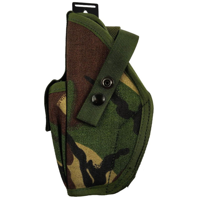 British Army Left Handed DPM Holster