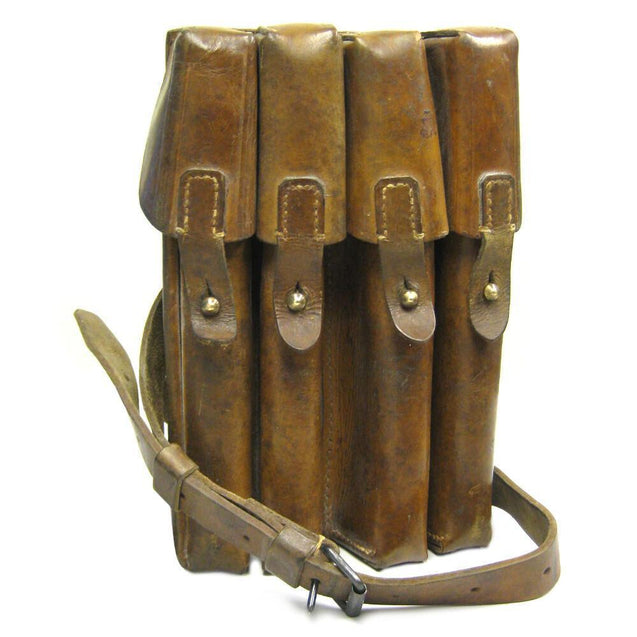 Serbian 4-Cell Magazine Pouch