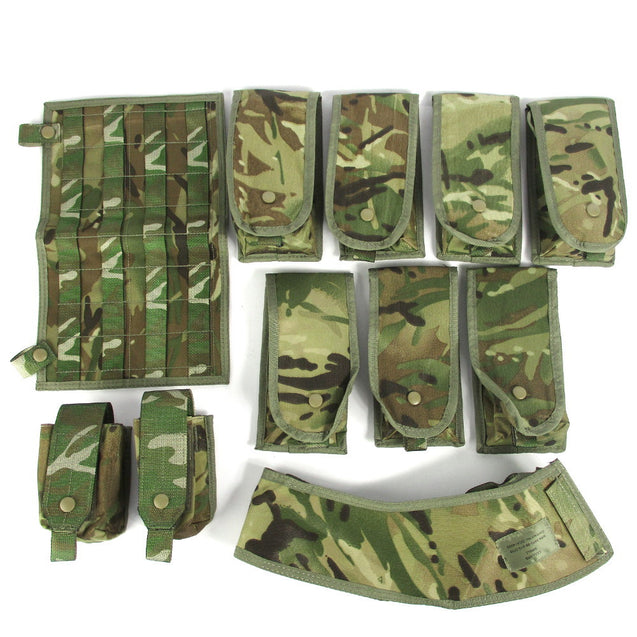 British Osprey MkIV Vest With Pouches - New