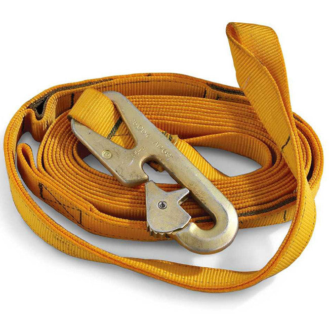 Webbing Strap With Metal Clip