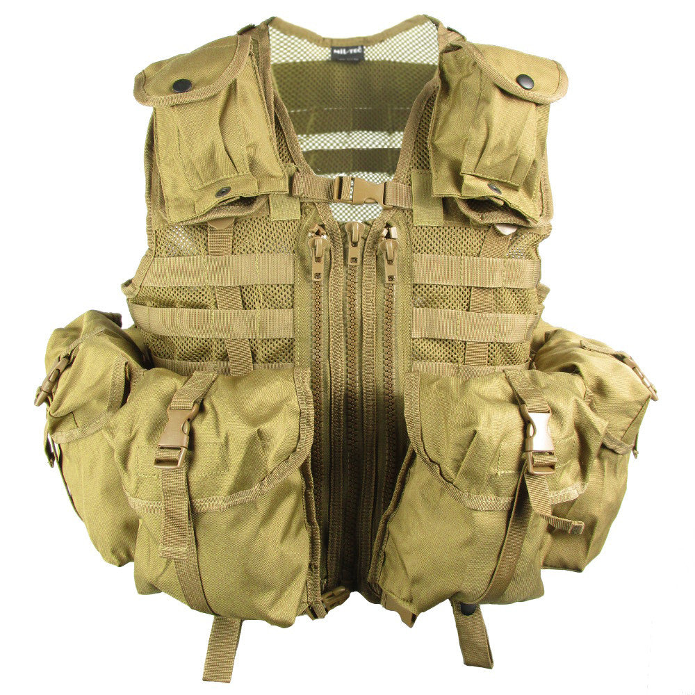 Coyote Modular Tactical Vest