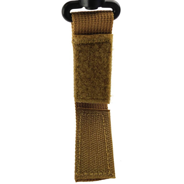 Belt Keeper with Hook Attachment
