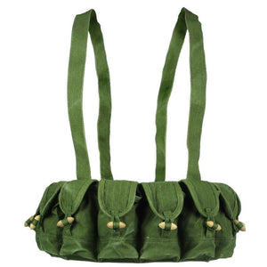 Chinese Military 10 Pocket Chest Rig