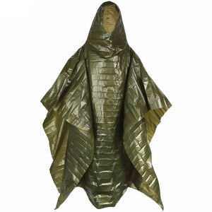 Norwegian Military Emergency Poncho
