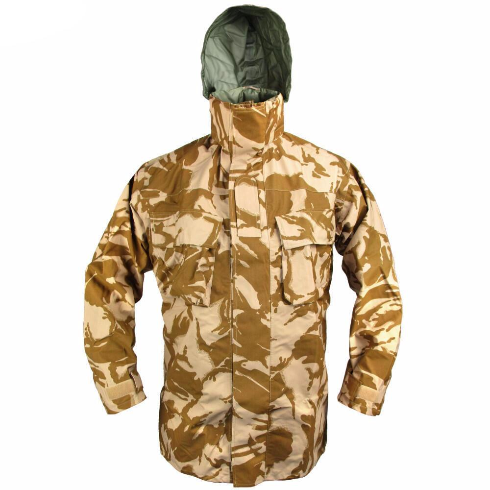 British 95 Desert MVP Jacket