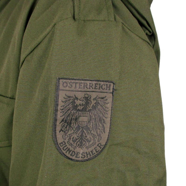 Austrian Army Lined Gore-Tex Jacket - New