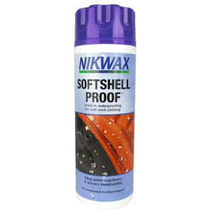 Nikwax Softshell Proof Wash In 300ml
