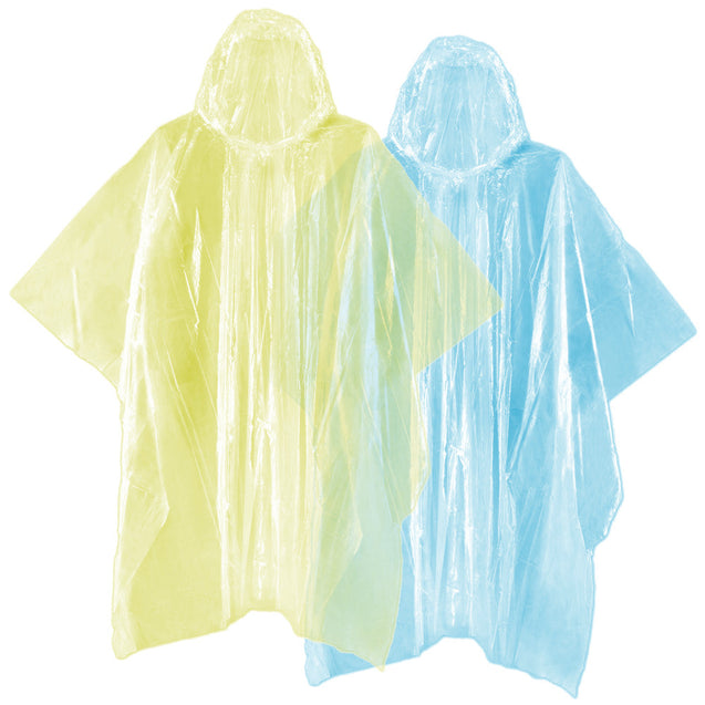 Emergency Reusable Plastic Poncho
