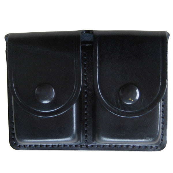 Twin Leather Mag Pouch - New