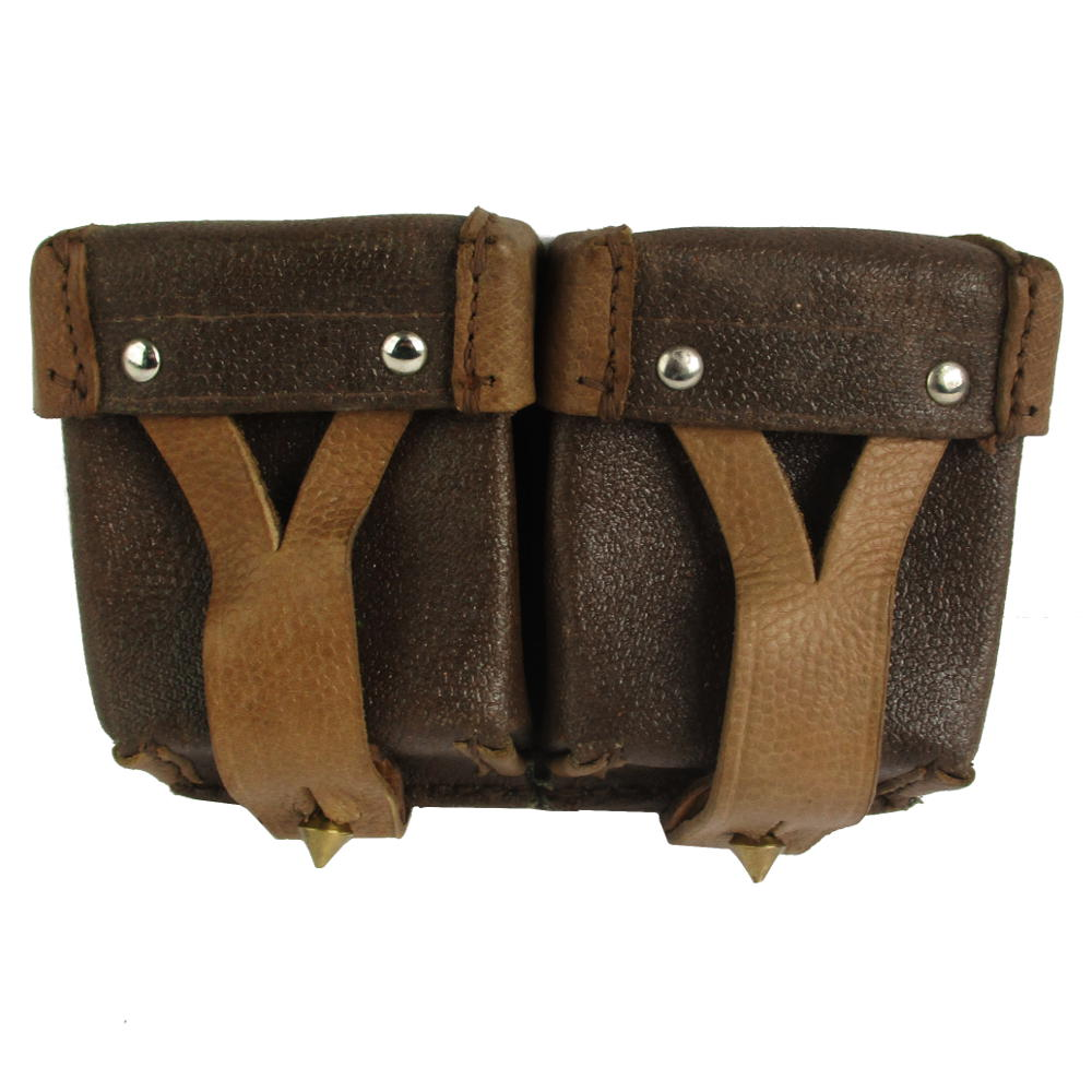 Russian Mosin Nagant Double Mag Pouch