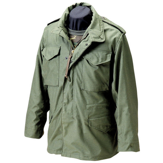 Olive Drab Tru Spec M65 Jacket Army And Outdoors