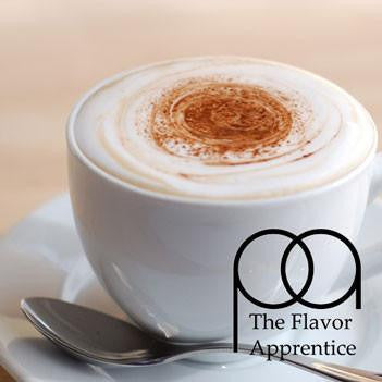 Cappuccino Flavor DIY E-Juice Flavoring by TFA The Flavor Apprentice