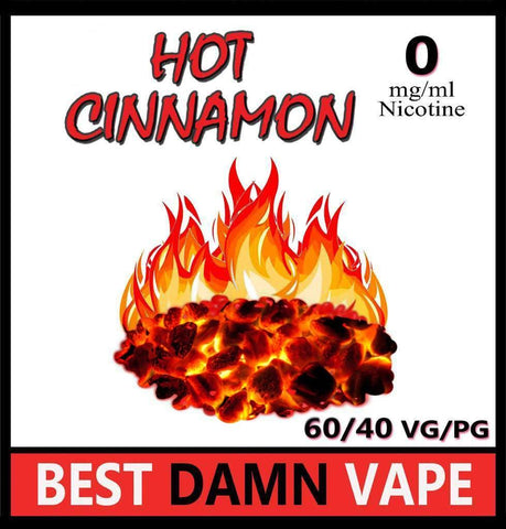 Hot Cinnamon E-Liquid