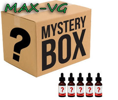 Mystery Assortment 5-Pack of Max-VG E-Juice - Best Damn Vape