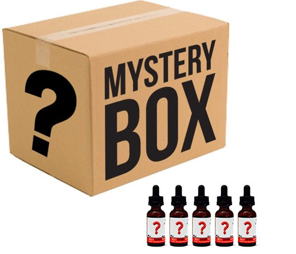 Mystery Assortment 5-Pack of E-Juice - Best Damn Vape