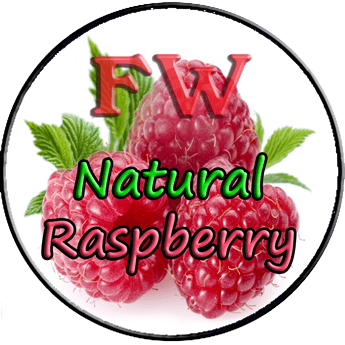 Natural Raspberry DIY E-Juice Flavoring by Flavor West - Best Damn Vape