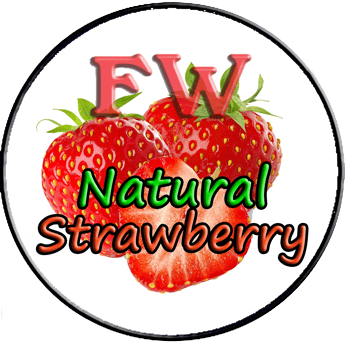 Natural Strawberry DIY E-Juice Flavoring by Flavor West