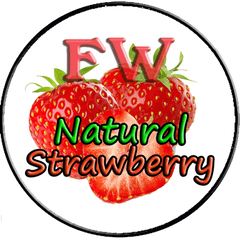 Natural Strawberry DIY E-Juice Flavoring by Flavor West - Best Damn Vape