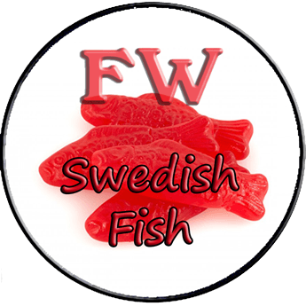 Swedish Fish DIY E-Juice Flavoring by Flavor West - Best Damn Vape