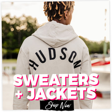 Beau Hudson Teen Sweaters + Jackets