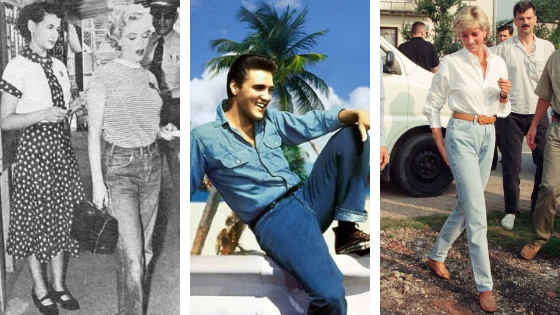 denim through history