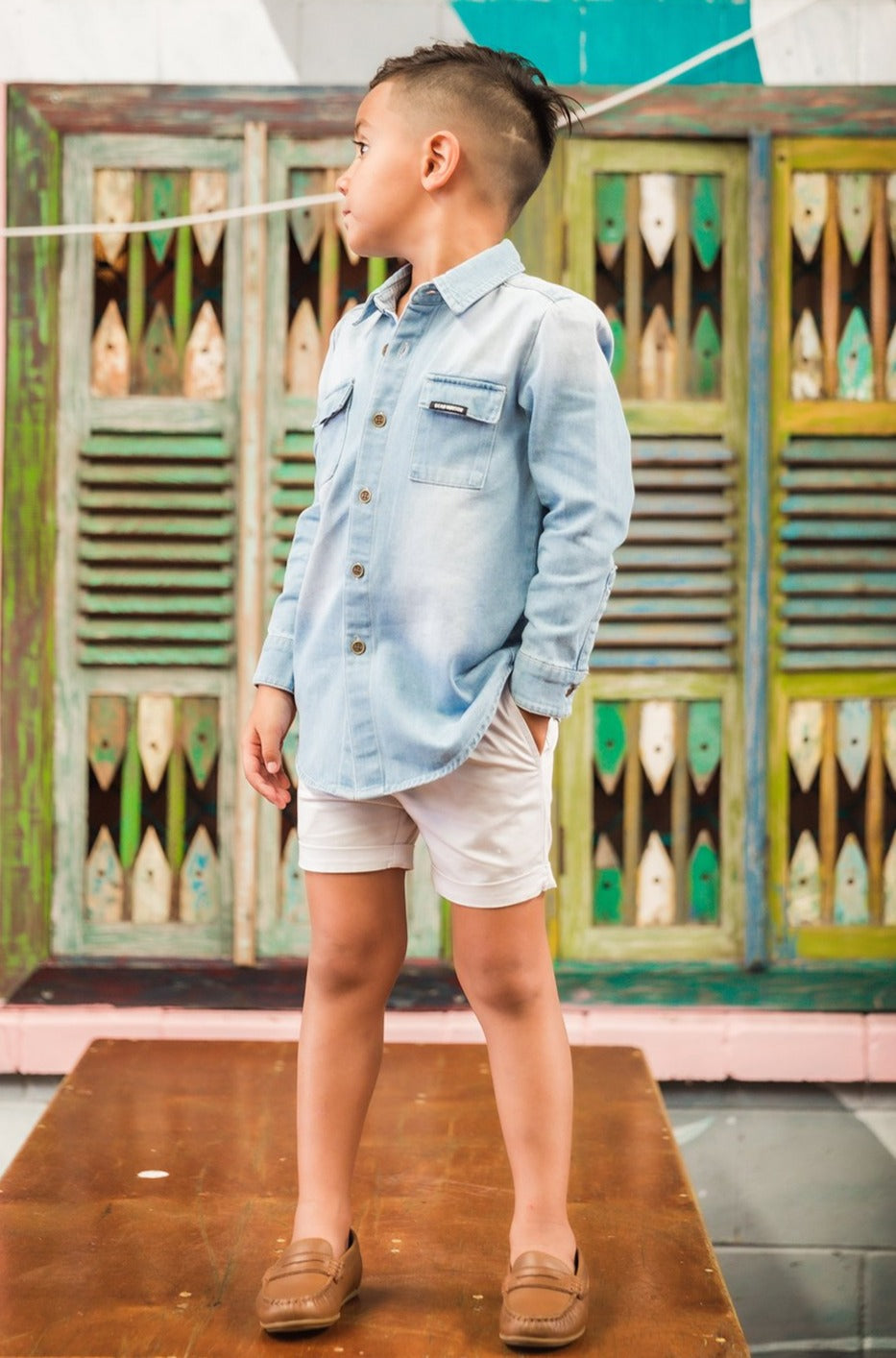 Chino Shorts for Boys new