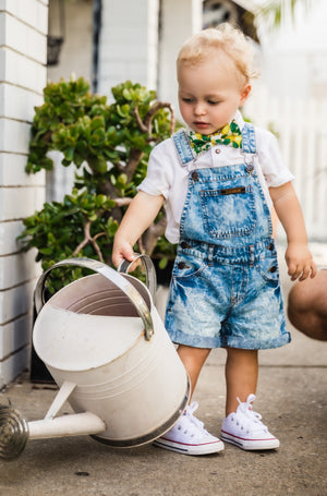 Denim Overalls for Babies main