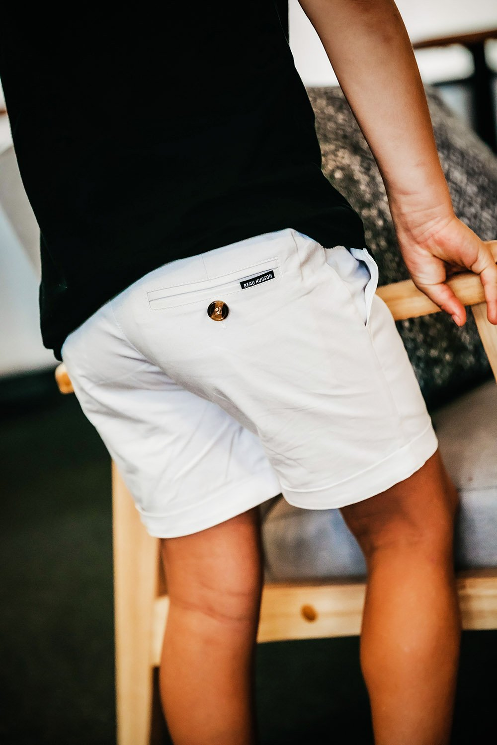 Chino Shorts for Boys 3