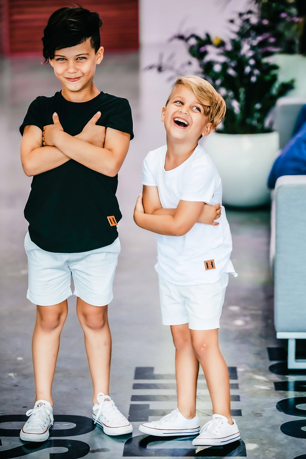 Chino Shorts for Boys 2