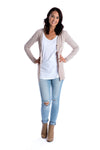 Signature Latte Cardigan - Women by Beau Hudson 5