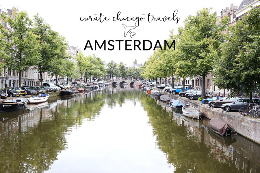 Amsterdam: Curated City Guide