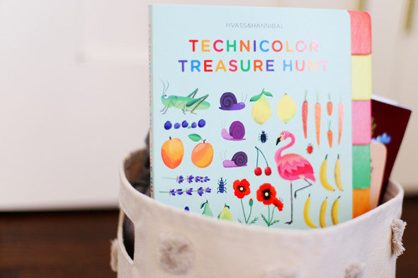"Week Two Highlight: ""Technicolor Treasure Hunt"" by Hvass & Hannibal"