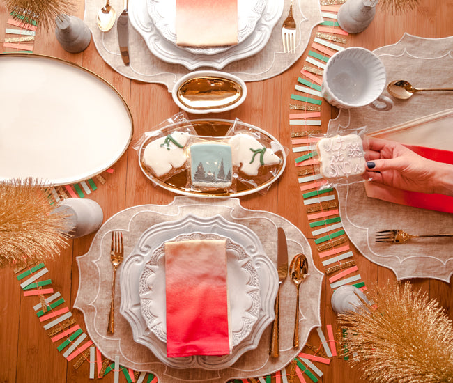 Make Your Holiday Table Shine!