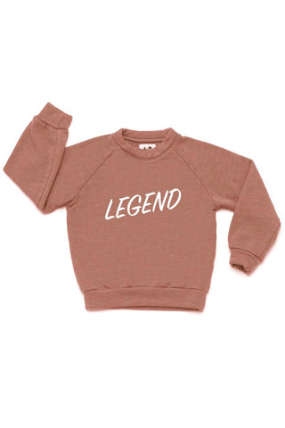 Legend Raglan Sweatshirt