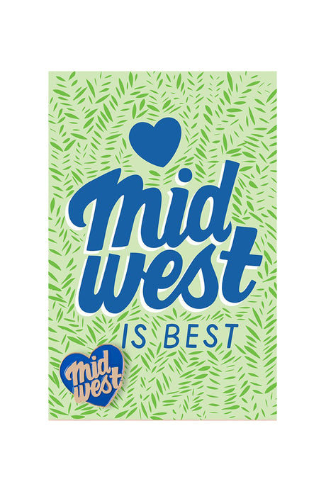 Midwest Pin + Post