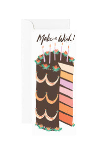 Layer Cake Bday Card