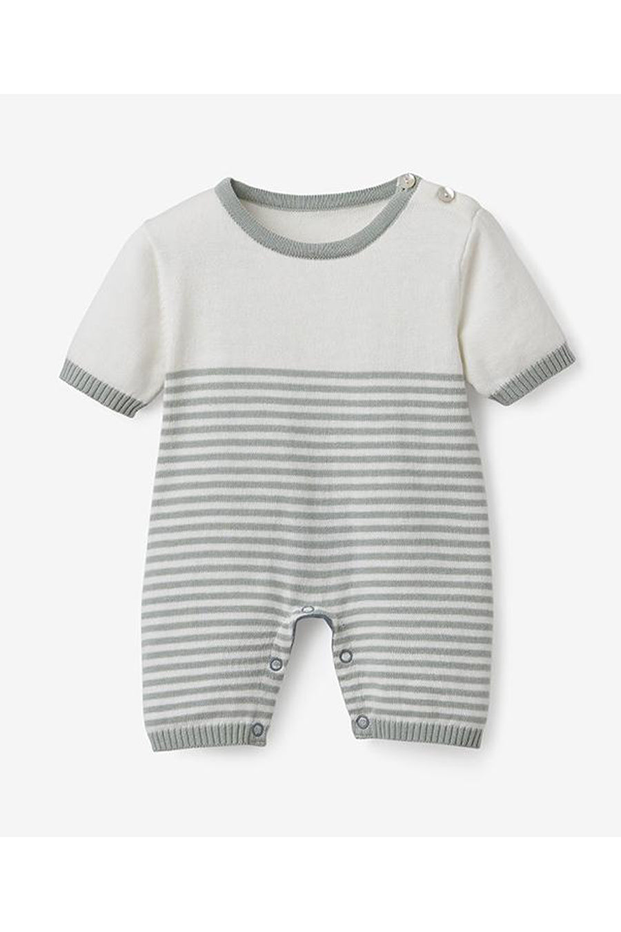 Sage Striped Shortall