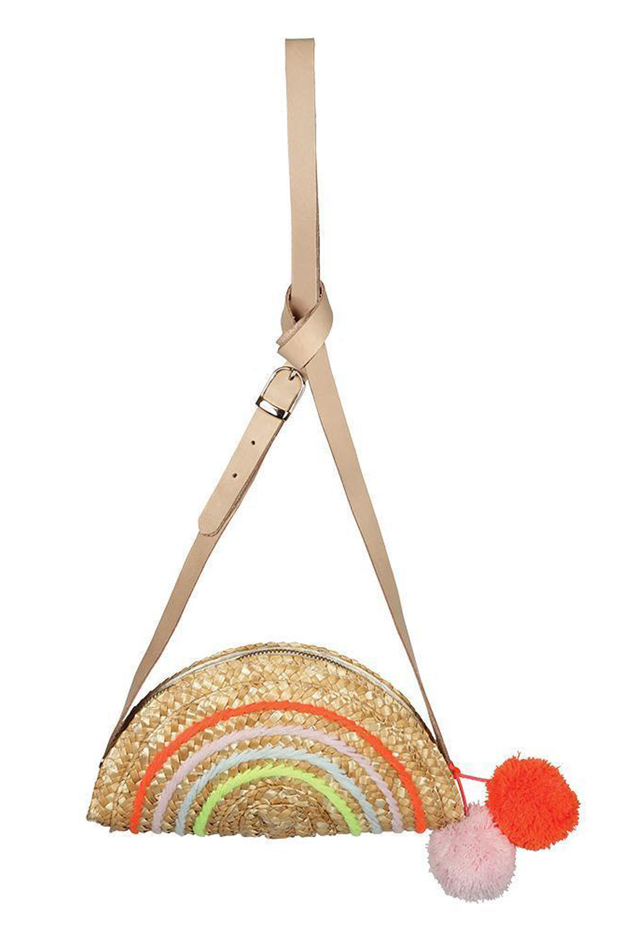 Cross Body Rainbow Bag