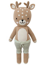 Load image into Gallery viewer, Elliott the Fawn Knit Doll