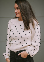 Load image into Gallery viewer, Aidy Dotted Sweater