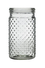 Load image into Gallery viewer, Hobnail Jar Vase