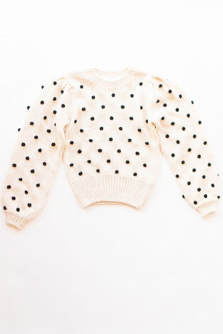 Aidy Dotted Sweater