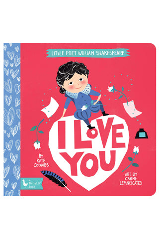 I Love You: Little Poet Williams Shakespeare