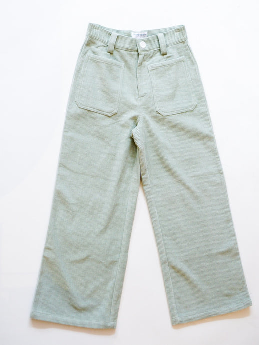 Ha Long Bay Cord Pant