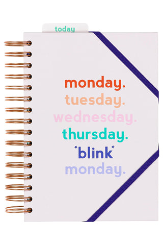 Monday Blink | Power Planner