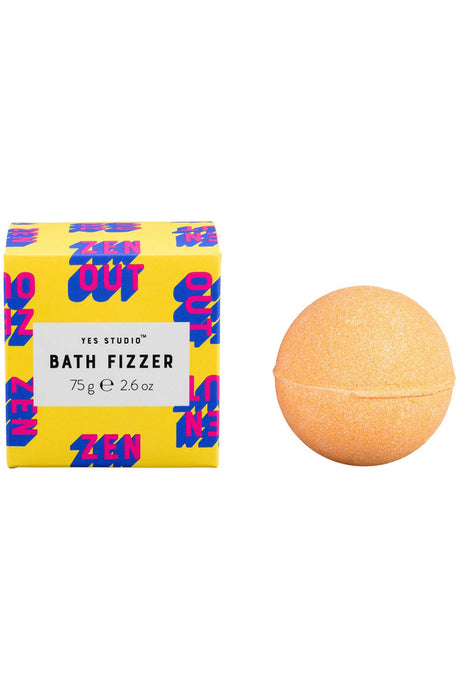 Zen Out Bath Fizzer | Bergamot Scent