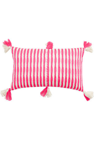 Antigua Neon Magenta Pillow
