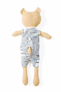 Nicholas the Bear Cub in High Seas Romper