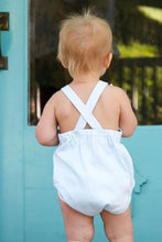 Load image into Gallery viewer, Bunny Sunsuit | Blue