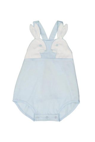 Bunny Sunsuit | Blue